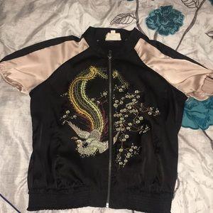 Zippier shirt